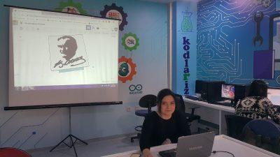 Tinkercad (3B Tasarım) Eğitimi Yaptık