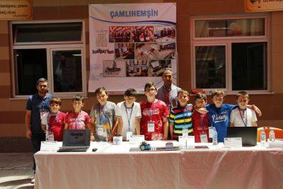 3.KodlaRize Festivalini Yaptık