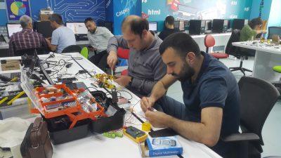 Arduino Robotik Kodlama Eğitimi Yaptık